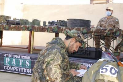 Pakistan Army Team Spirit Competition 2021 kicked off at NCTC