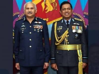 Pakistan and Srilankan Air Forces take important decisions on bilateral front