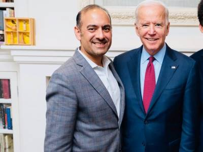 Pakistani American Dilawar Syed appointed at key position by US President Joe Biden