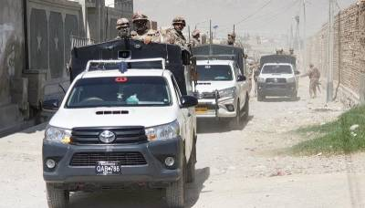 CTD killed five Terrorist commanders of BLA in Baluchistan