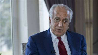 US special representative Zalmay Khalilzad to arrive in Pakistan with a new peace plan