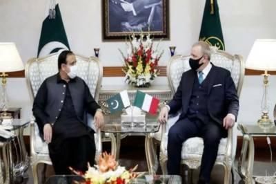 Pakistan seek Italian investment in CPEC SEZ