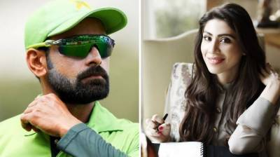 PMLN Hina Perviaz Butt slammed for giving shut up call to cricketer Mohammad Hafeez