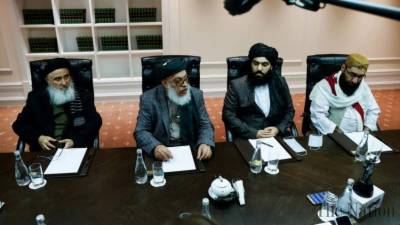 Russia backs new Afghanistan interim government with Taliban role