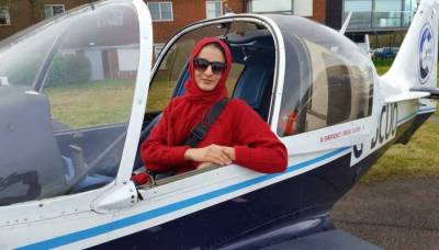 Pakistani scientist Dr Sarah Qureshi makes interesting invention in environment friendly aircraft engines