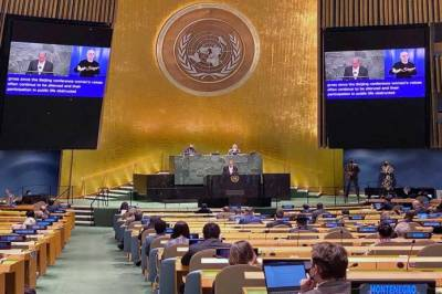 Pakistan launches a new initiative at the UN