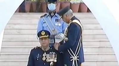 Air Marshal Zaheer Ahmed Babar takes charge as PAF Chief