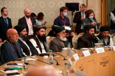 Pakistan and Russia makes a strong appeal to Afghan Taliban in Moscow