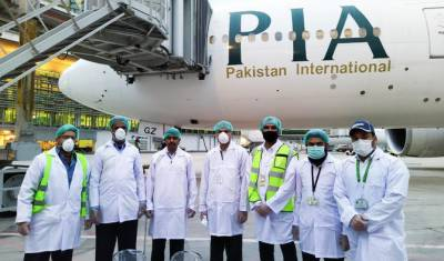 For the first time in history, PIA to fly directly to South Africa with National Cricket team