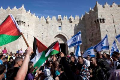 China hints at important step over Palestine - Israel conflict resolution
