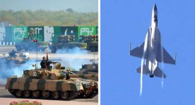 Pakistan Day Military Parade held in Islamabad