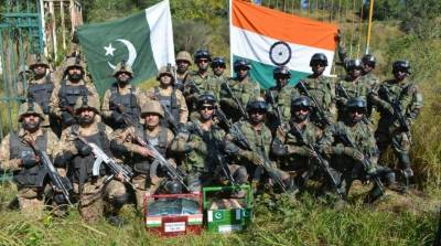 Indian Military troops may travel to Pakistan for international exercise