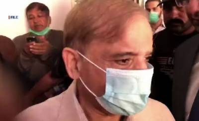 Opposition leader Shahbaz Sharif moves Lahore High Court