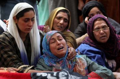 323 Kashmiris martyred by Indian forces in military siege of Occupied Kashmir