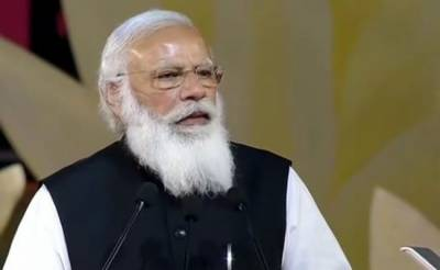 Indian PM Narendra Modi claims he fight for the separation and creation of Bangladesh from West Pakistan