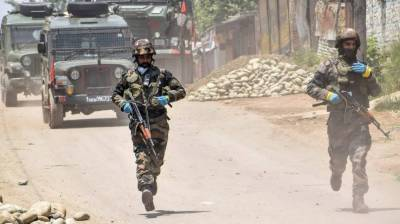 State Terrorism: Indian troops martyred Kashmiri youth in fake encounter