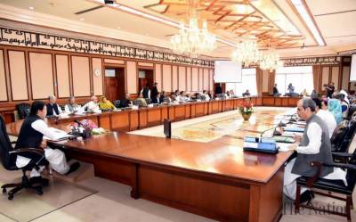 Federal Cabinet likely to be reshuffled, hinted PM Khan