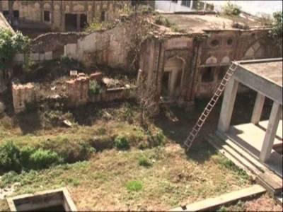 Unidentified men attempted to vandalise Hindu temple in Rawalpindi