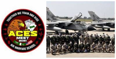 Multi national air exercise ACES Meet 2021 commenced at PAF Operational Base