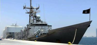 Pakistan Navy ships arrived in Qatar for bilateral exercise