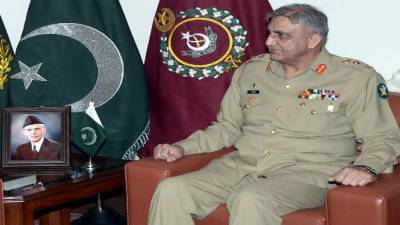COAS, DG ISI held important meeting with Chinese Ambassador at GHQ