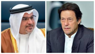 PM Imran Khan held important telephonic talk with Crown Prince of Bahrain