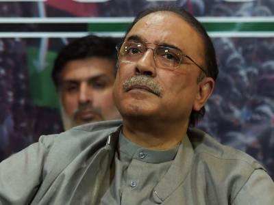 PTI government mulls re opening Swiss cases against former President Asif Zardari
