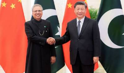 Chinese President Xi JinPing message for the Pakistani counterpart