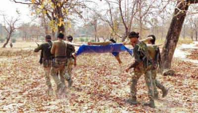 In a worst, Atleast 22 Indian soldiers killed and over 30 injured in a deadly encounter with Naxals
