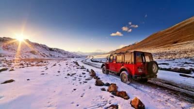 PM Imran Khan hints at Pakistan's largest and first ever Ski Resorts at Deosai plains Skardu