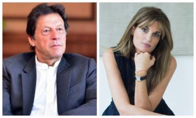 Jemima Goldsmith lashes out at Pakistani PM Imran Khan