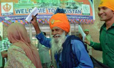 Pakistani High Commission in New Delhi issues visas to 1100 Sikh Pilgrims