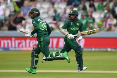 Pakistani openers Fakhar Zaman and Imam ul Haq makes historic record in ODI cricket