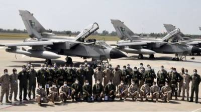PAF multinational exercise ACES Meet 2001 concludes with high note at PAF operational Base
