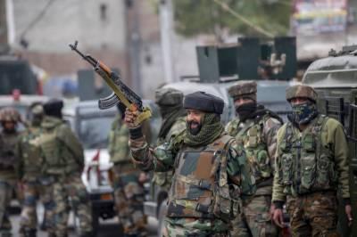 state terrorism: Indian Military martyred three more Kashmiris in fake encounter