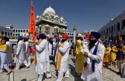 Pakistan High Commission in India issues over 1100 visas to Sikh pilgrims for Baisakhi festival