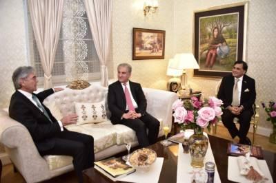 Pakistan's shift from geopolitics to geoeconomics priorities