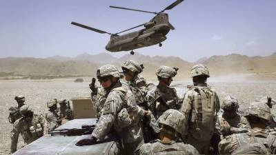 Another positive development reported over the troops withdrawal from Afghanistan