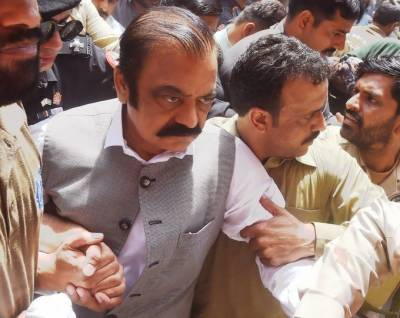 PML N leader Rana Sanaullah to be booked under terrorism charges
