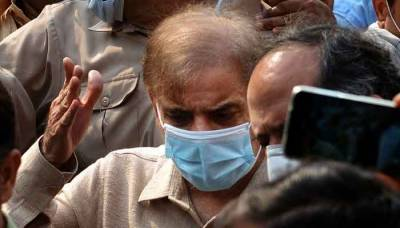 Shahbaz Sharif released from jail on orders of LHC