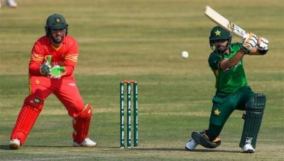 Zimbabwe defeated Pakistan by 19 runs in second T20 match