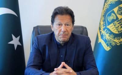 Pakistani PM Imran Khan expresses solidarity with India