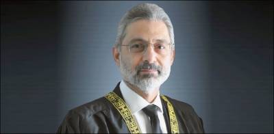 Supreme Court approves Justice Qazi Faez Isa review petitions against Presidential reference