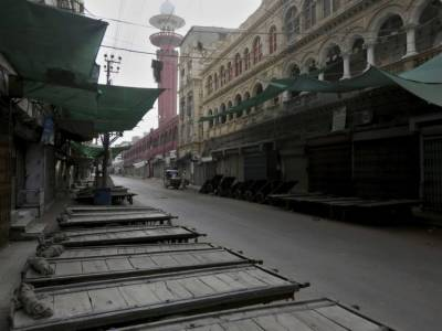 Curfew may be imposed in Lahore over deteriorating Coronavirus situation