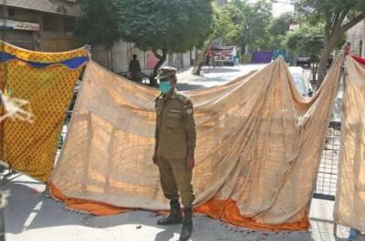 Complete lockdown imposed in Lahore