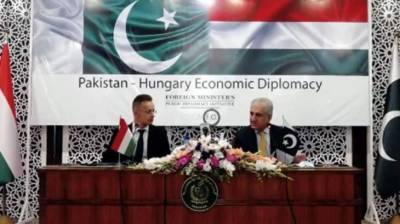 Hungry expresses strong desire to upgrade economic partnership with Pakistan