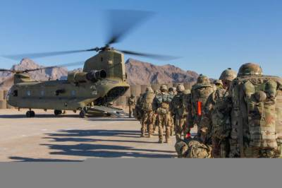 NATO troops start final troops withdrawal from Afghanistan