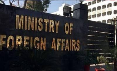 Pakistan summons Indian top diplomat in Islamabad