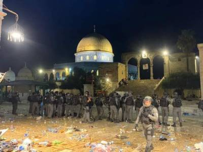 Pakistan strongly responds against Israeli forces raid in Al Aqsa mosque