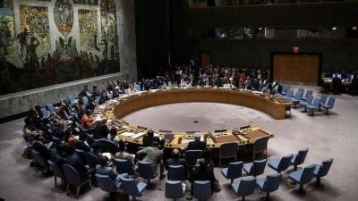 America blacklists Chinese initiative UNSC meeting on Palestine